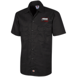 Powersport Freaks Vintage Logo Dickies Men's Short Sleeve Workshirt