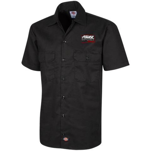 PSF VINTAGE LOGO DICKIES MEN'S SHORT SLEEVE WORKSHIRT