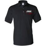 Powersport Freaks Vintage Logo Polo Shirt