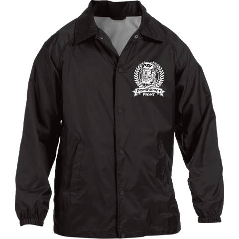 Powersport Freaks Skull Logo Nylon Jacket