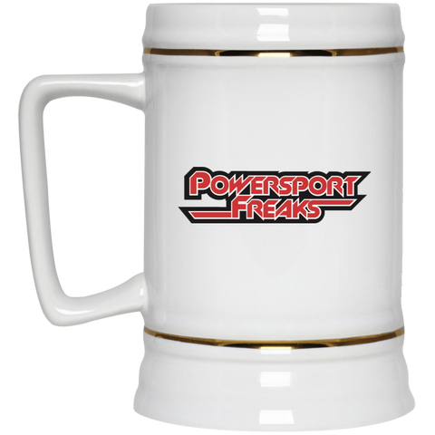 PSF Classic Logo Beer Stein 22oz.