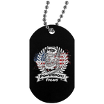 PSF Patriotic Logo Dog Tag