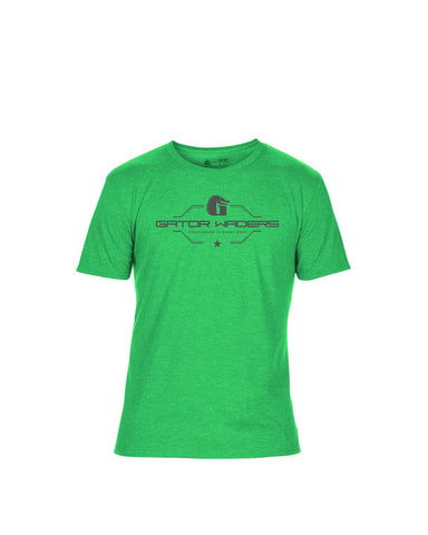 Gator Waders GW Brand Graphic Tee