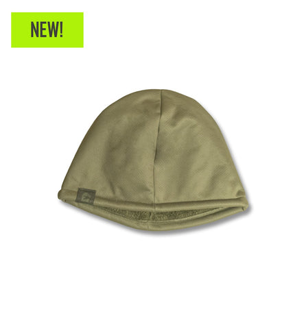 Gator Waders Huntsman 2 Coral Fleece Lined Beanie - Timber Green