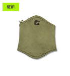 Gator Waders Huntsman 2 Coral Fleece Lined Neck Gaiter - Timber Green