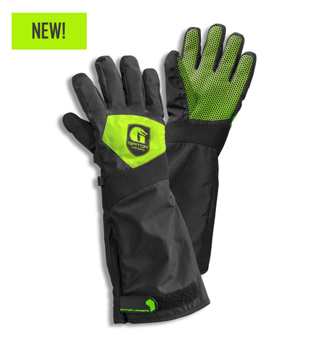 Gator Waders Men's Scout Series Gloves - Lime