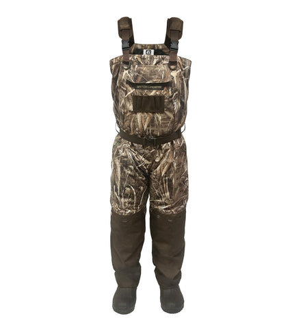 Gator Waders Men's Shield Series Insulated Breathable Waders - RealtreeMax-5