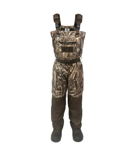 Gator Waders Women's Shield Series Insulated Breathable Waders - Realtree Max-5
