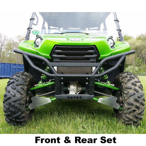 Kawasaki Teryx A-Arm Guards Front & Rear Set - Axiom