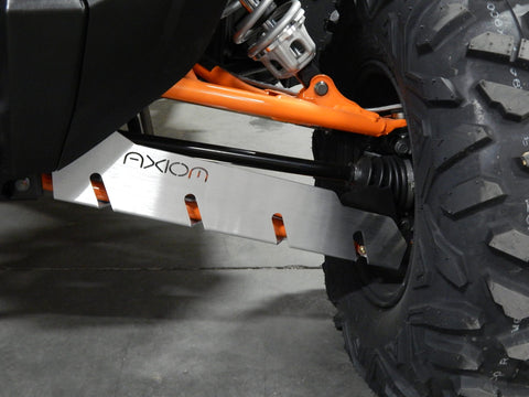 Polaris XP Turbo Front A-arm Guards