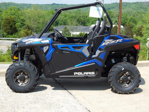 Polaris RZR 900 Trail Lower Doors and Hinge Kit - Axiom