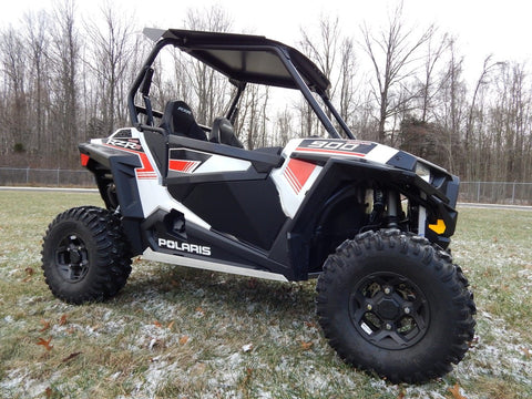 Polaris RZR 900 & RZR 1000 S Lower Doors and Hinge Kit - Axiom