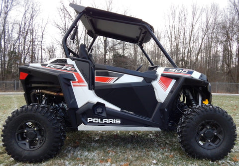 Axiom Lower Door & Hinge Kit - Polaris RZR