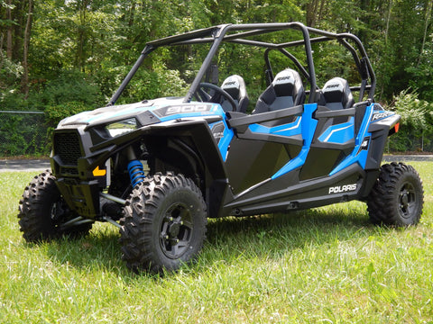 Axiom Lower Doors and Hinge Kit - Polaris RZR XP 4