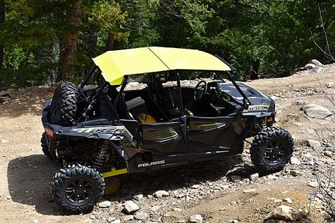 "Axiom ""Low Boy"" Outlaw Roof - Polaris RZR 4"