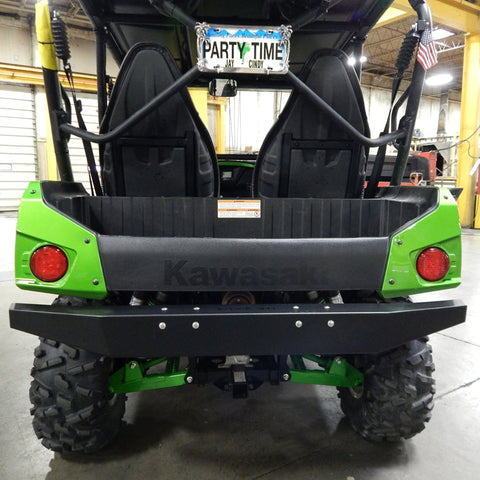 Axiom Rear Bumper - Up to 2015 Kawasaki Teryx 4