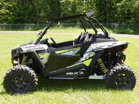 Axiom Lower Half Doors and Hinge Kit - Polaris RZR XP 1000