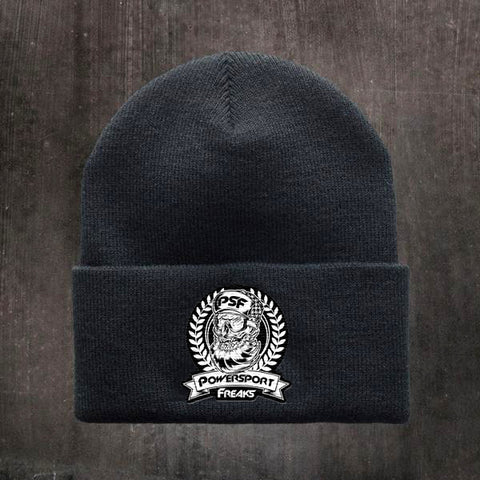Powersport Freaks Skull Logo Beanie