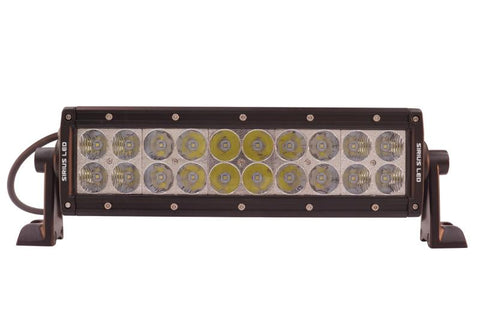 Sirius Pro Series 10 Inch DOUBLE Row LED Light Bar