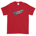 Patriotic Powersport Freaks Classic Logo Tee
