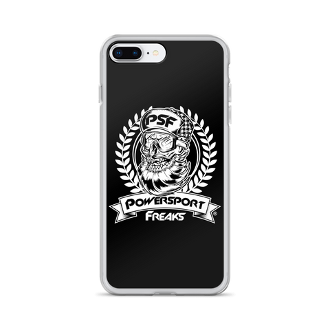 Skull Logo Phone Case - iPhone 7 Plus / 8 Plus