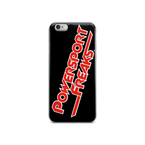 Text Logo Phone Case - iPhone 6 / 6s