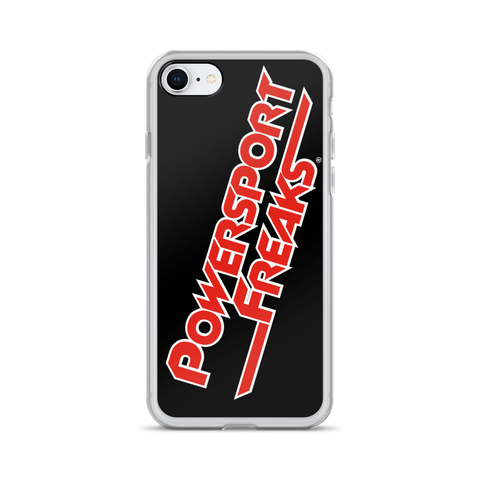 Text Logo Phone Case - iPhone 7 / 8
