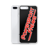 Text Logo Phone Case - iPhone 7 Plus / 8 Plus