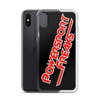 Text Logo Phone Case - iPhone X