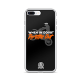 When in Doubt Throttle Out Phone Case - iPhone 7 Plus / 8 Plus