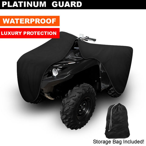 Premium ATV Cover - Black
