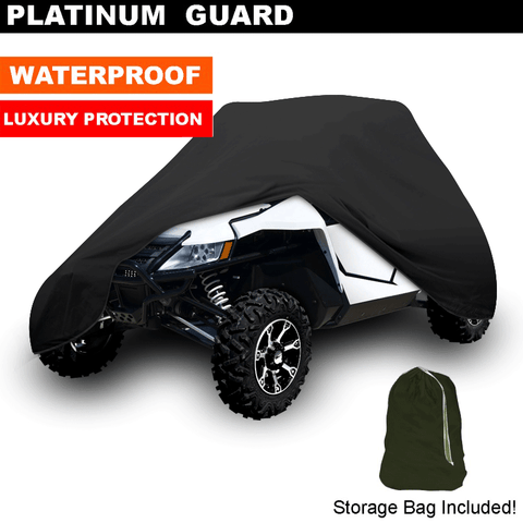Premium UTV / Side by Side Cover - Black