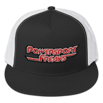 Powersport Freaks Logo Trucker Hat