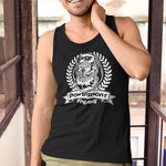 PSF Skull Logo Men's Tank Top