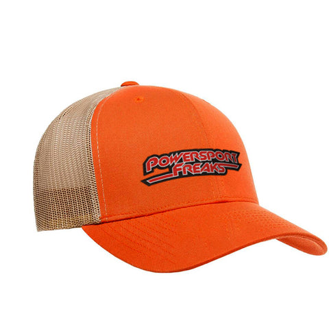 PSF Original Logo Hat - Orange