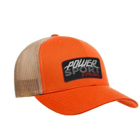 PSF Vintage Logo Hat - Orange