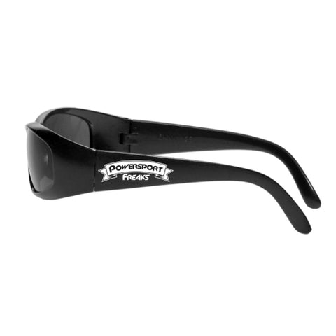 Powersport Freaks Sunglasses (Black)