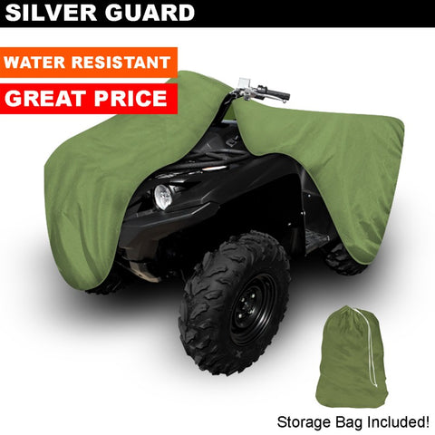 Deluxe ATV Cover - Olive