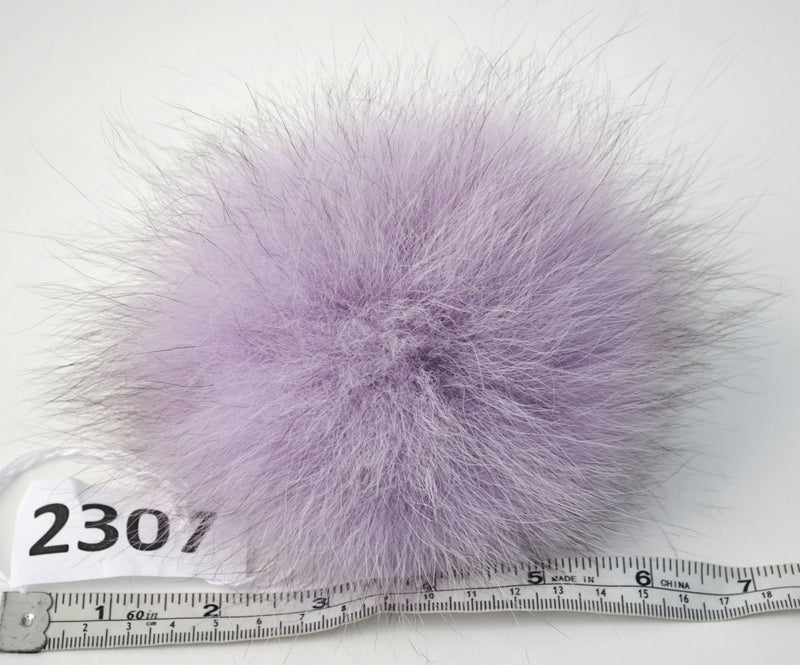 "7"" FUR POMPOM!  Pom Pom for Beanie, for Slouchy Beanie, for Womens Hat, for Knit Hat, Chunky Knit Hat, for Winter Beanie Hat, Pom for Hat"