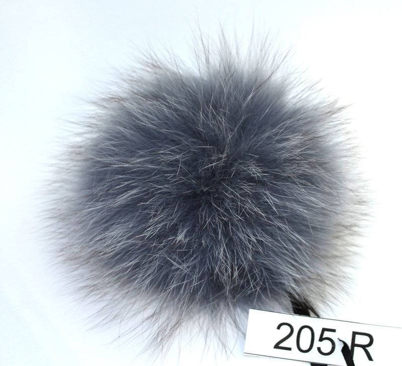 fox pom pom for bag