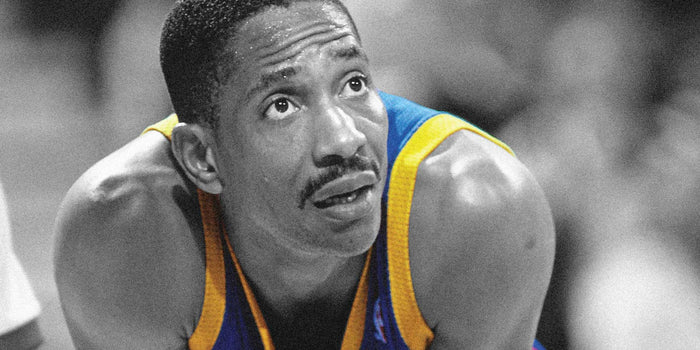 Throwback Thursday: Alex English