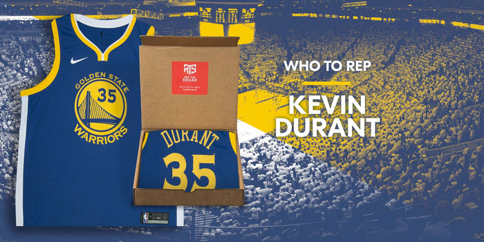 Who To Rep: Kevin Durant