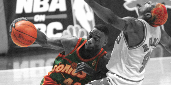 Throwback Thursday: Shawn Kemp