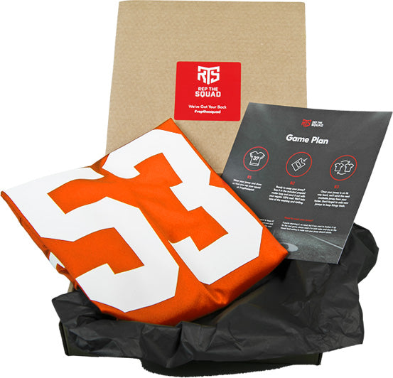 Broncos jersey package