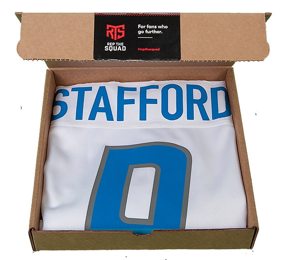 Lions jersey package