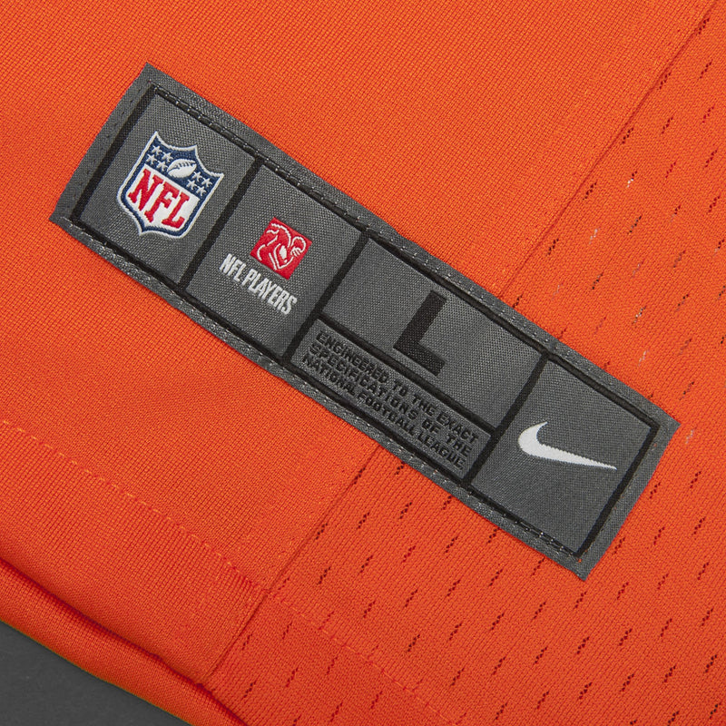 Youth Denver Demaryius Thomas Nike Orange Crush Color Rush Game Jersey