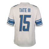Youth Detroit Golden Tate Nike White Game Jersey
