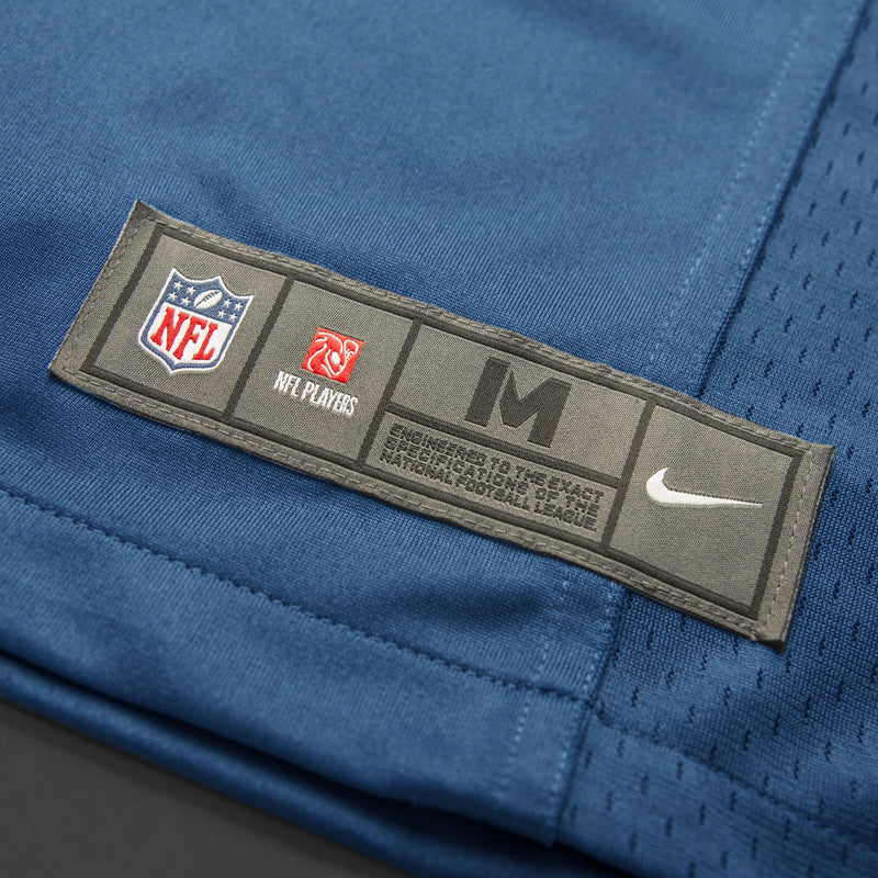 Youth Detroit Darius Slay Jr Nike Honolulu Blue Game Jersey