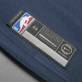 Adult Detroit Andre Drummond Nike Navy Swingman City Edition Jersey
