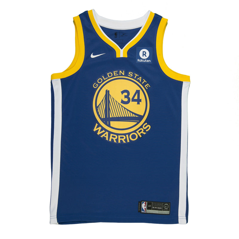 ... usa adult golden state shaun livingston nike blue swingman icon jersey  sponsor patch d0450 01bf1 eb21f0d52